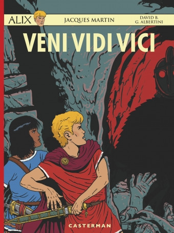 "Alix - ""Veni, Vidi, Vici"" - David B. and Giorgio Albertini, Eds. Casterman test"