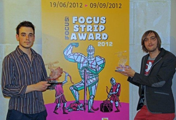 Focus Strip Award -  test