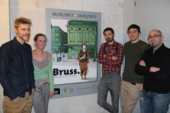 Brussels in Shorts -  test