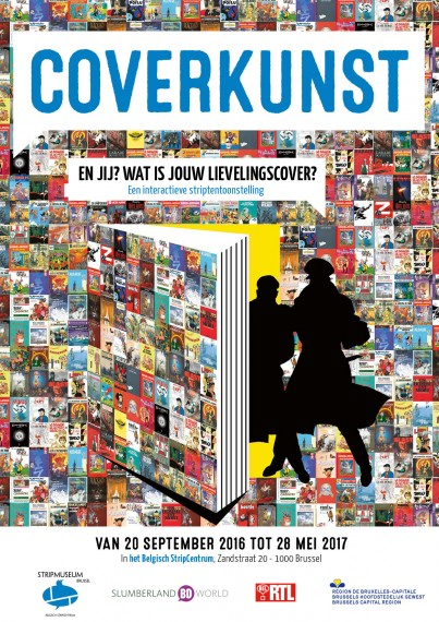 Coverkunst -  test