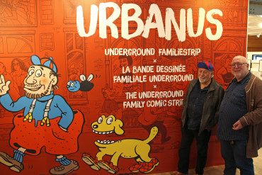 """Urbanus, The Underground Family Comic Strip"" - Urbanus and Willy Linthout"